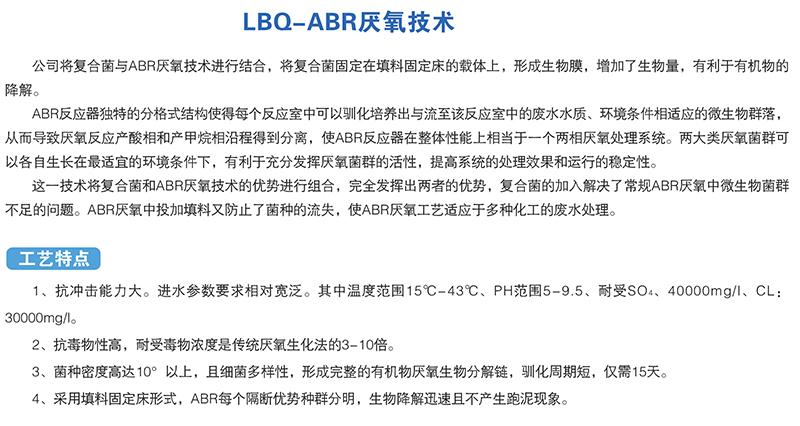 LBQ-ABR厌氧技术